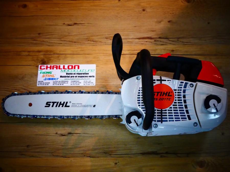 Tronçonneuse STIHL MS 201 TC-M