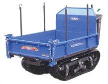 Transporteur ISEKI XG550DI H