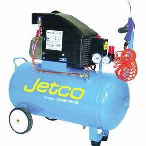 Compresseur LACME Jetco 50