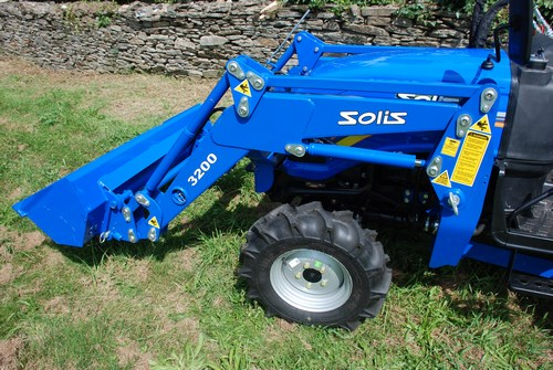 SOLIS CHARGEUR 3200